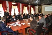 KIŞ MEVSİMİ - Bolu'da, Kış Tedbirleri Toplantısı Yapıldı