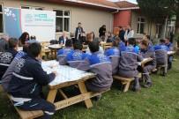 MUSTAFA BOZBEY - Bozbey Veteriner İşleri Personeliyle Buluştu