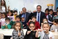 DİŞ FIRÇALAMA - Bucalı Miniklere Diş Bakımı Eğitimi