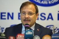 KIRMIZI BÜLTEN - Çavuşoğlu Açıklaması 'Kılıçdaroğlu'nun Hali Basit Bir Siyasi Yanılgının, Çuvallamanın Çok Ötesinde'