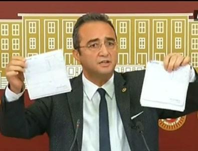 CHP sahte belgeleri basınla paylaştı