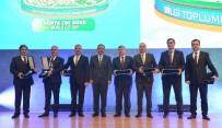 OSMAN ZOLAN - Denizli'ye Akıllı Şehir Ödülü