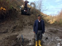 Elvanpazarcık'ta İçme Suyu Barajının Zemin Etüdüne Başlandı