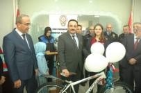 ALıŞKANLıK - Emniyet'ten Öğrencilere Bisiklet