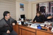 MİMARLAR ODASI - EMO'dan STK'lara Çözüm Ziyareti