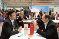 MOLDOVA - Endüstri Zirvesi'nde Bir Günde 700 İş Görüşmesi Yapıldı