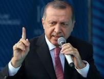 TAZMİNAT DAVASI - Erdoğan ve yakınları Kılıçdaroğlu'na dava açtı