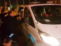 CANLI BOMBA - Erzurum'da canlı bomba paniği