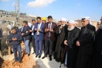 KANAAT ÖNDERLERİ - Eyyübiye'de Yapılacak Medresenin Temeli Atıldı