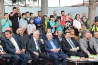 MITHAT YENIGÜN - Fenerbahçe Başkanı Aziz Yıldırım Düzce'de
