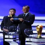 KOSTA RIKA - FIFA 2018 Dünya Kupası Kura Çekimi Yapıldı