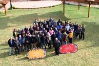 MUSTAFA ARSLAN - GAÜN Öğrenci Toplulukları Güz Çalıştayı'nda