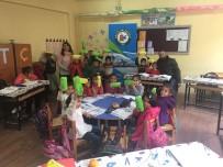 DİŞ FIRÇALAMA - Gevaş'ta Öğrencilere Diş Bakımı Eğitimi