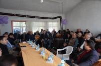 EMNİYET AMİRİ - Giresun'da Vatandaşlara Teröre Karşı Erzak Uyarısı
