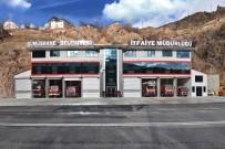 ERCAN ÇİMEN - Gümüşhane Belediyesi'nin Yeni İtfaiye Binası Hizmete Girdi