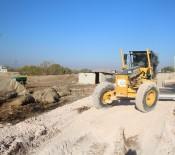 BALLıCA - Haliliye Kırsalında  Yolları Tamamlıyor