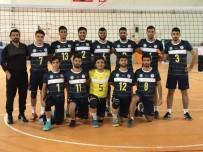 HARRAN ÜNIVERSITESI - Harran Üniversitesinde Voleybol Takımı Yarı Finalde