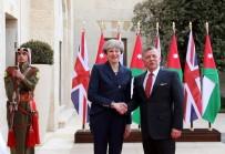 THERESA MAY - İngiltere Başbakanı May, Ürdün Kralı İle Görüştü