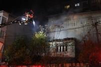 CANLI YAYIN - İstanbul'da Gecekondu Alev Alev Yandı