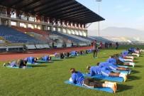 Karabükspor, Göztepe Maçı Hazırlıklarını Tamamladı