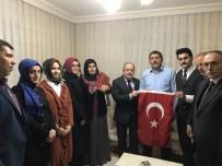 YEŞILDAĞ - Karadağ'dan Şehit Ailesine Ziyaret