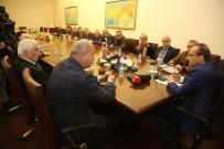 SEDDAR YAVUZ - Karadeniz Gazeteciler Federasyonu 4. Başkanlar Kurulu Toplantısı Ordu'da