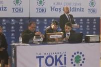 Karaman'da 492 TOKİ Konutu İçin Kura Çekildi