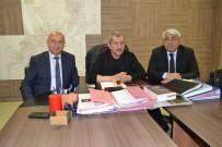 Kars Ve Ilgaz Belediye Başkanlarından Başkan Vergili'ye Ziyaret