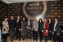 HÜSEYİN ÜZÜLMEZ - Kartepe Belediyesi'ne Altın Karınca'dan Ödül