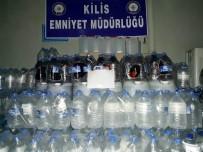 Kilis'te Sahte İçki Baskını