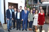 ÇEK CUMHURIYETI - Kozan İsmet İnönü Ortaokulu Avrupa Yolcusu