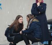 VALİDE SULTAN - Lise Öğrencisi Ebrar'a Acı Veda