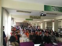 UYUŞTURUCU TACİRLERİ - Manavgat'ta Huzur Toplantıları
