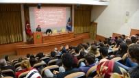 DÜNYA GÖRÜŞÜ - Mersin'de 'Mesnevi Ve Pedagoji' Konferansı