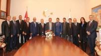 MHP Burdur'da Kongrelerini Tamamladı