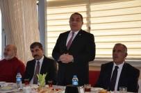 MEHMET EMIN ŞIMŞEK - Muş'ta Cumhurbaşkanı Erdoğan Hazırlığı