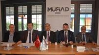 MÜSTAKİL SANAYİCİ VE İŞ ADAMLARI DERNEĞİ - MÜSİAD İzmir, Lojistik Sektörünü Masaya Yatırdı
