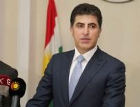 HABUR SıNıR KAPıSı - Neçirvan Barzani Şırnak'ta iddiası!