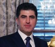 HABUR - Neçirvan Barzani Türkiye'ye Geldi