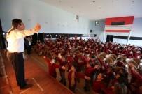 GÖLGE OYUNU - Öğrencilere Ağız Ve Diş Sağlığı Eğitimi Verildi
