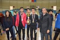TERTIP KOMITESI - Okullararası Badminton Müsabakaları Sona Erdi