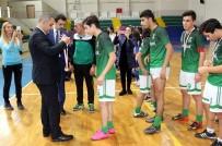 TERTIP KOMITESI - Okullararası Gençler Futsal Müsabakaları Sona Erdi