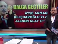 BEYAZ GAZETE - Ömür Varol canlı yayında fena bombaladı