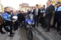 MOTORİZE EKİP - Osmangazi Zabıtaya Motorize Destek