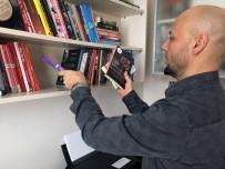 AYAKKABI HIRSIZI - (Özel) Ünlü Yazar Kahraman Tazeoğlu'na Hırsızlık Şoku