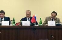 FINLANDIYA - Rektör Çomaklı'nın Rusya Ziyareti Devam Ediyor
