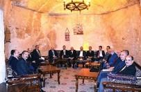 HARRAN ÜNIVERSITESI - Rektör Karacoşkun Bölge Üniversiteleri İşbirliği Çalıştayı'na Katıldı