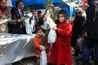 ŞAHINBEY BELEDIYESI - Şahinbey'de 400 Bin Fidan Dağıtıldı