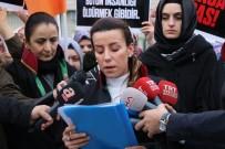 ESRA HATIPOĞLU - Sakarya'daki Vahşi Cinayetin Davası Öncesi Basın Açıklaması Gerçekleşti