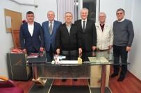 İSTİŞARE TOPLANTISI - Samsunspor Divan Kurulu Açıklaması 'Gün, Birlik Günüdür'